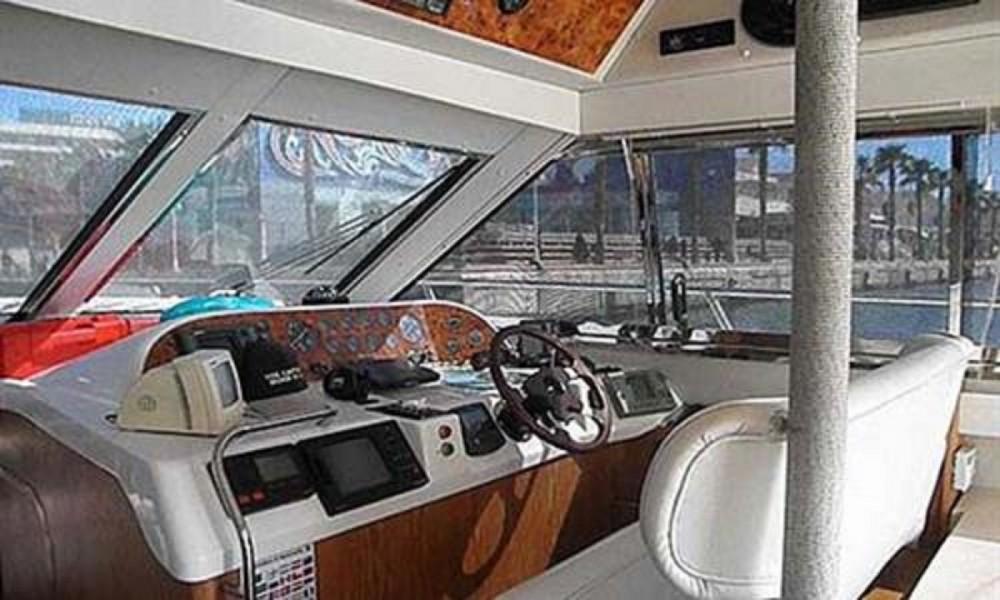 Rental yacht Alicante - Birchwood TS440 on SamBoat