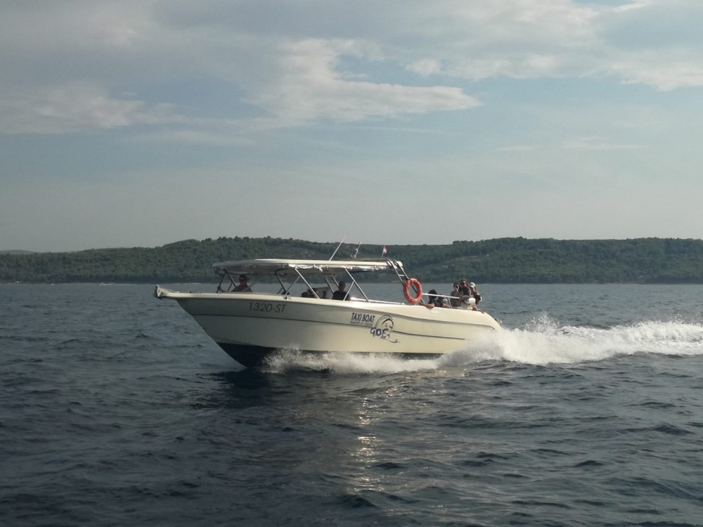 Hire Motorboat with or without skipper Enzo Split