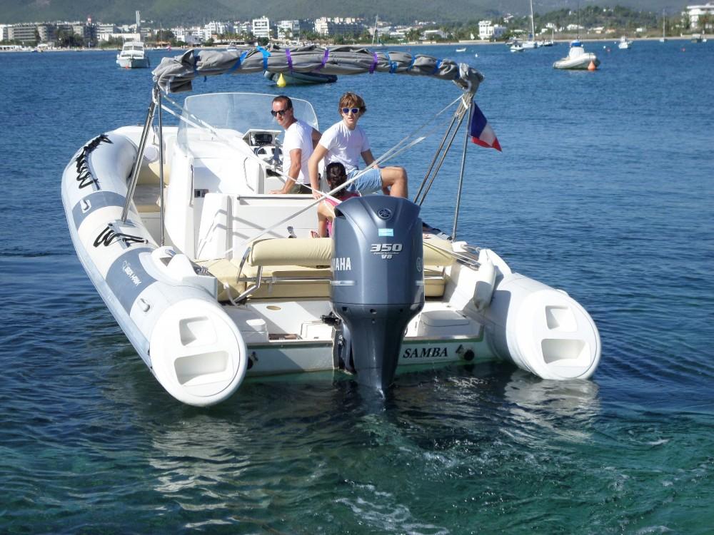 Rental RIB in Palavas-les-Flots - Kelt Sea Hawk 285