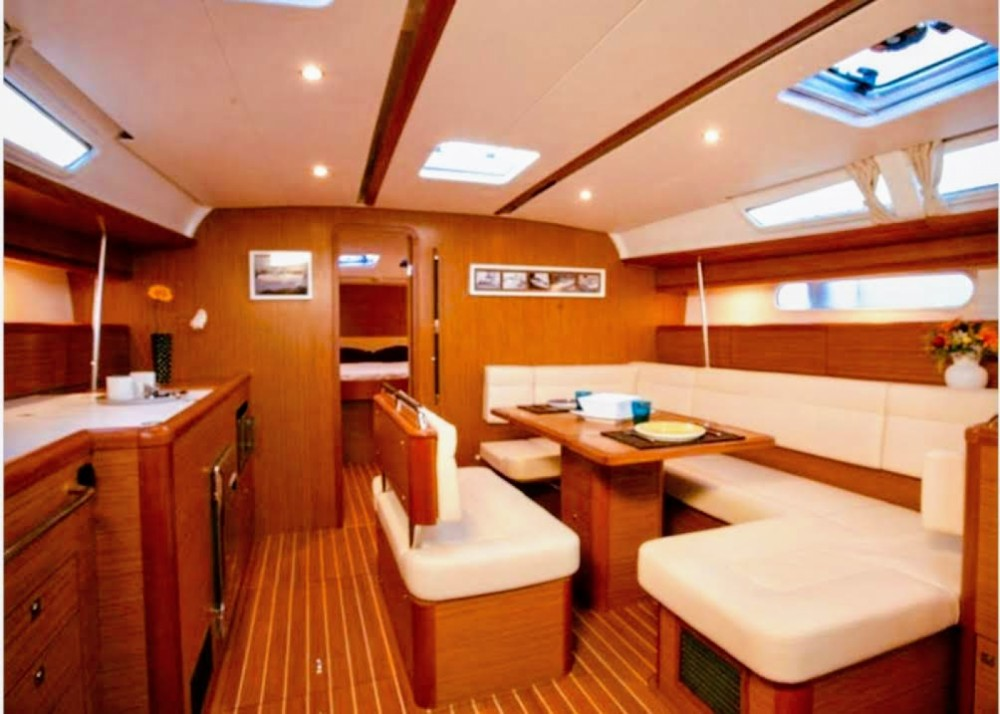 Jeanneau Sun Odyssey 49i between personal and professional Thessaly and Central Greece