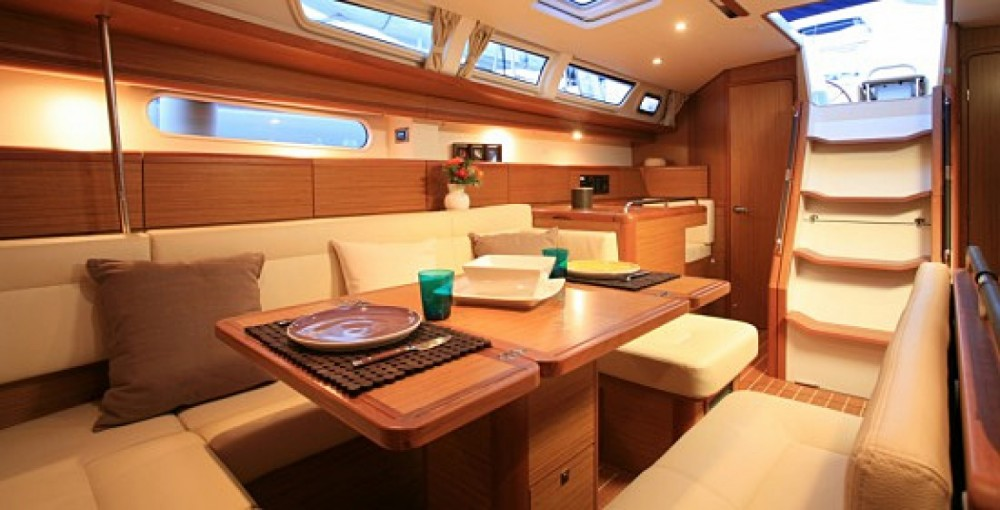 Rental yacht Thessaly and Central Greece - Jeanneau Sun Odyssey 49i on SamBoat