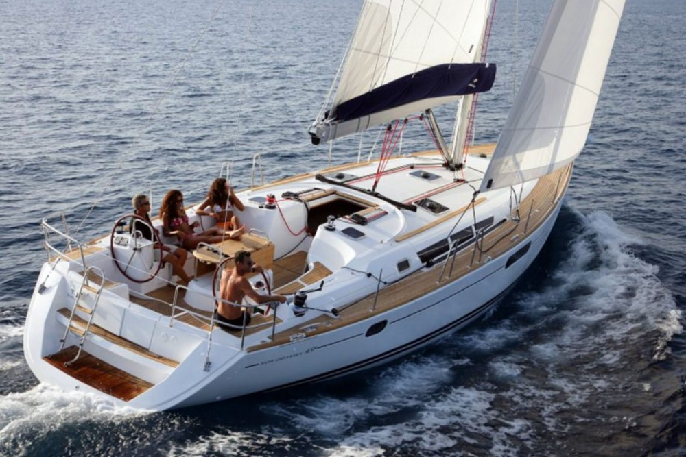 Sailboat for rent Thessaly and Central Greece at the best price