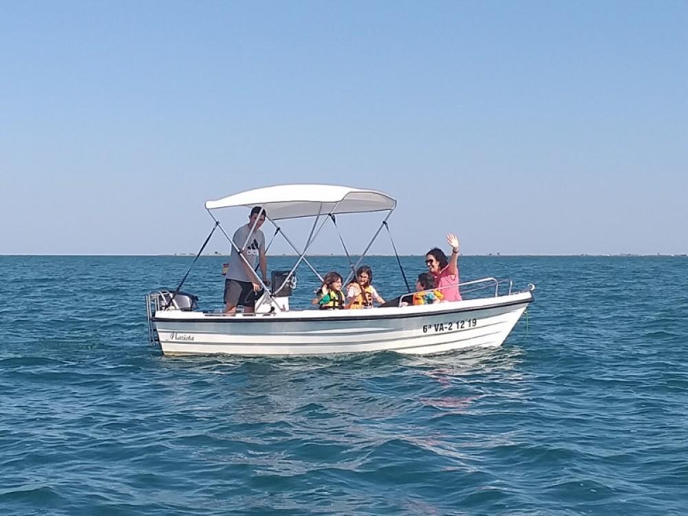 Boat rental Estable Estable 415 in l'Ampolla on Samboat