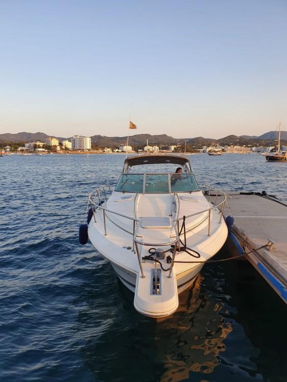 Boat rental Balearic Islands cheap 34 PC