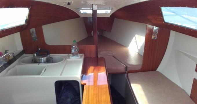 Rental Sailboat in Arcachon - Jouet Jouët 680 DI