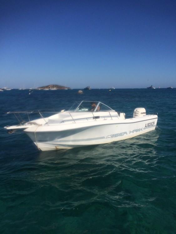 Hire Motorboat with or without skipper Sea-Hawk Porto-Vecchio