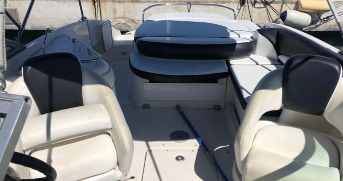 Hire Motorboat with or without skipper Monterey Ibiza Island