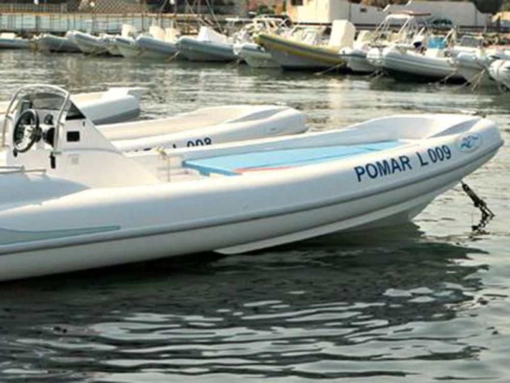 Boat rental Trapani cheap 7.70
