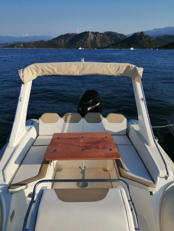 Boat rental Saint-Florent cheap Lomac 850 IN