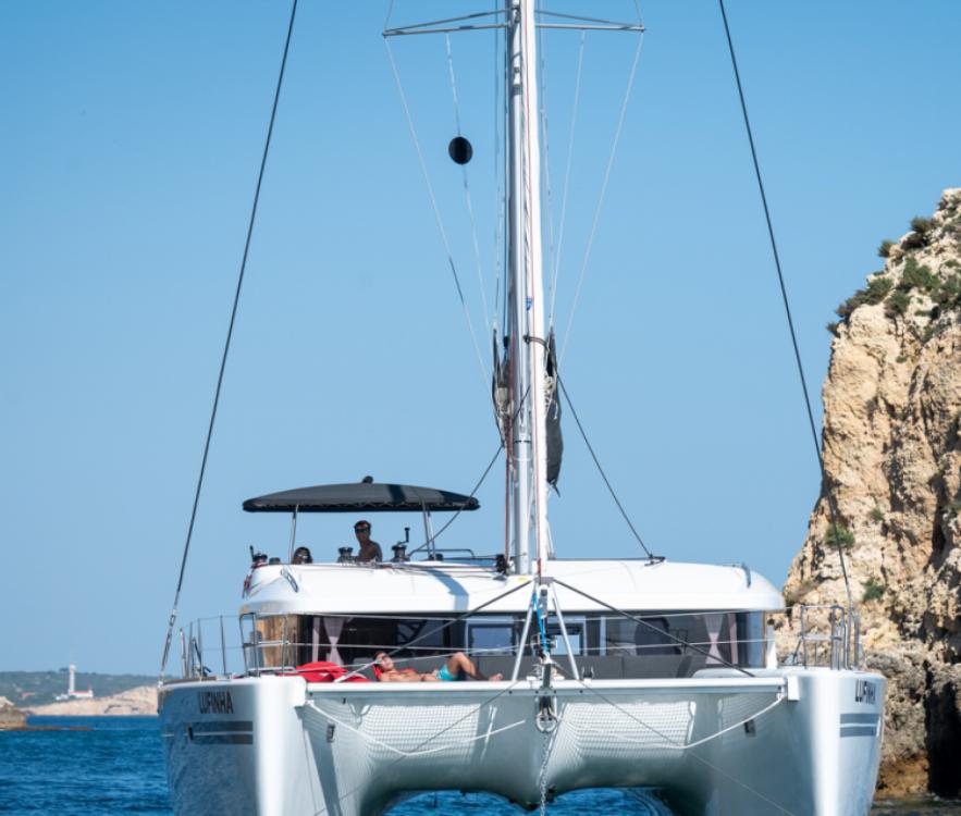 Rental yacht  - Lagoon Lagoon 450 Sport Top on SamBoat