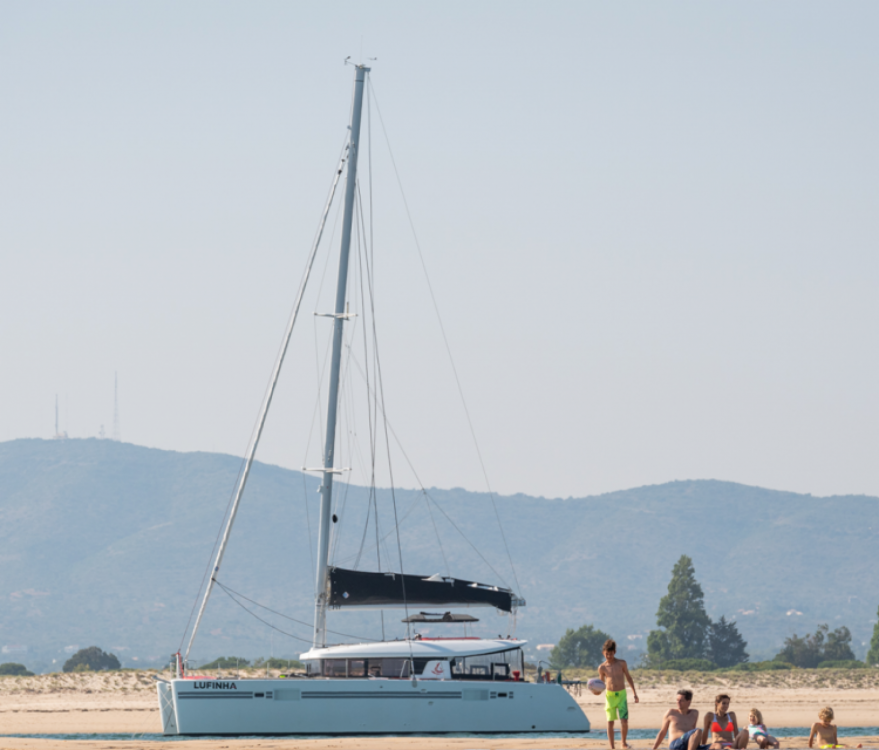 Rental Catamaran in  - Lagoon Lagoon 450 Sport Top