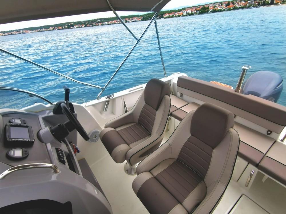 Rental Motorboat in Grad Zadar - Jeanneau Cap Camarat 6.5 WA