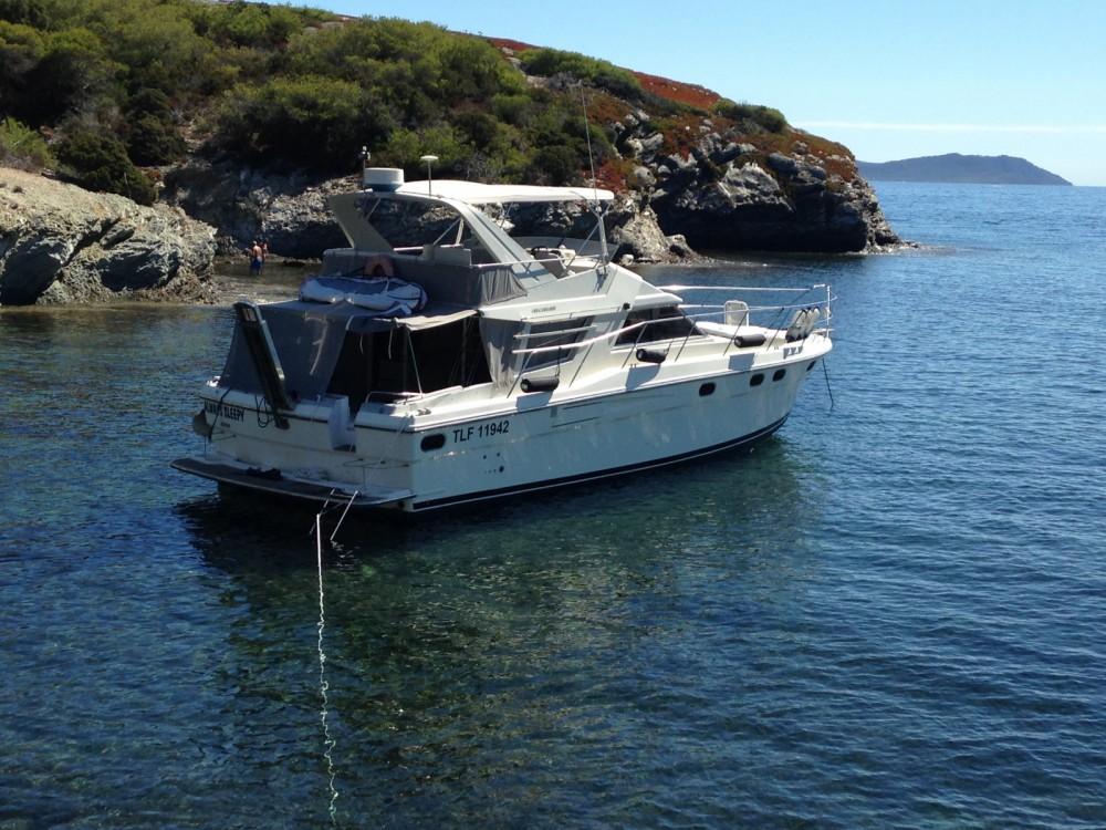 Boat rental Fairline Fairline 50 Fly in Hyères on Samboat