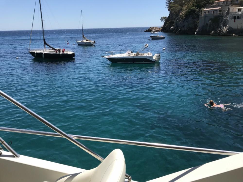 Rental yacht Hyères - Fairline Fairline 50 Fly on SamBoat