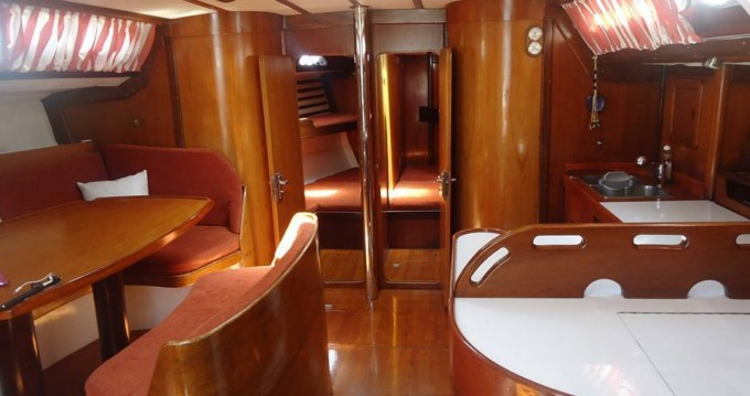 Hire Sailboat with or without skipper Atlantic Rhodes