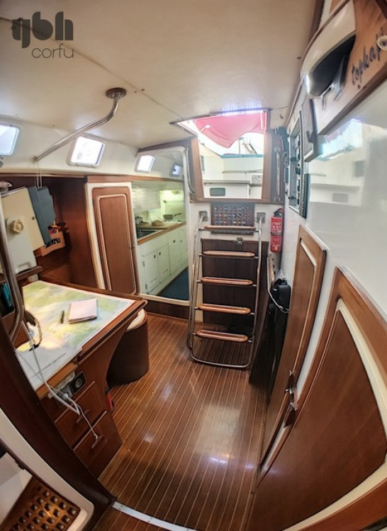 Cnso MIKADO 56' between personal and professional Corfu