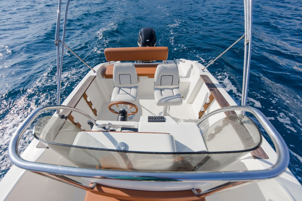 Hire Motorboat with or without skipper Mingolla Trogir