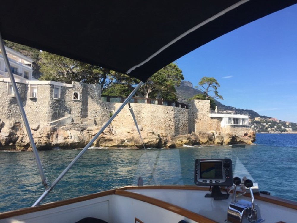 Boat rental Cannes cheap Grand Banks 36 Classic