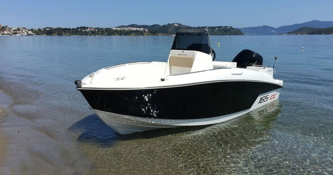 Motorboat for rent Skiathos at the best price