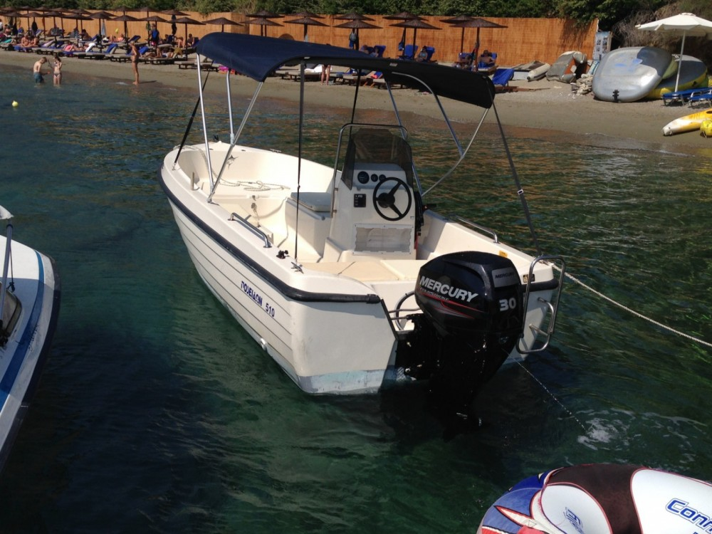 Rental Motorboat in Thessaly and Central Greece - Poseidon Poseidon 510