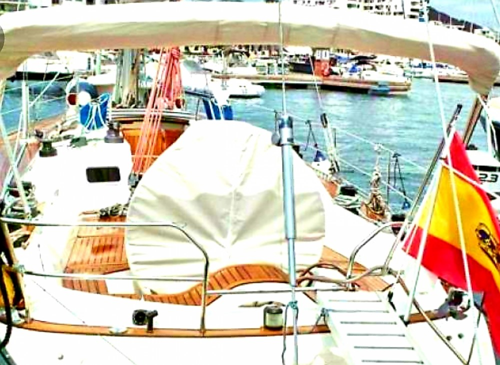 Hire Sailboat with or without skipper Mauritius Benalmádena