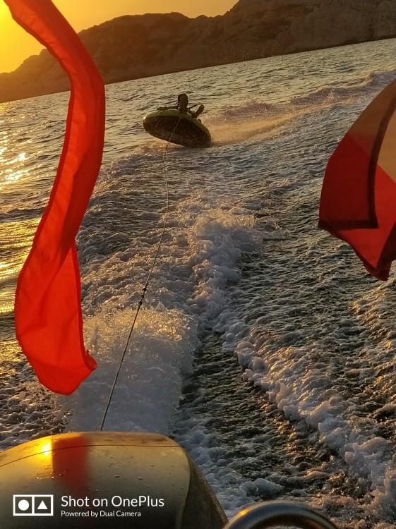 Boat rental Marseille cheap Pro Open 550