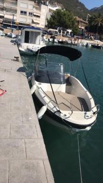 Rental yacht Palma de Mallorca - Quicksilver Activ 455 Open on SamBoat