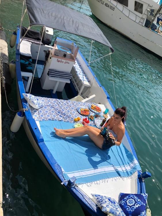Rental Motorboat in Monopoli - Cantiere Navale Monopoli Open 700