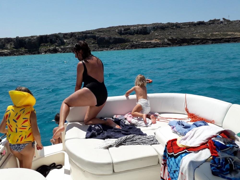 Boat rental Trapani cheap Sealine SC 36