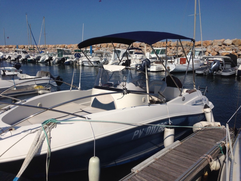Quicksilver Quicksilver 635 Commander between personal and professional Argelès-sur-Mer