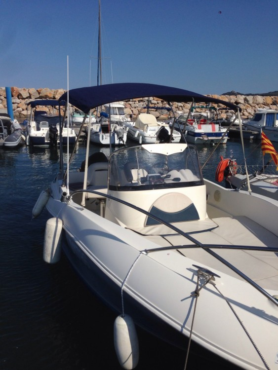 Motor boat for rent Argelès-sur-Mer at the best price