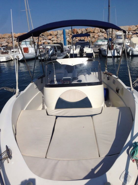Boat rental Argelès-sur-Mer cheap Quicksilver 635 Commander