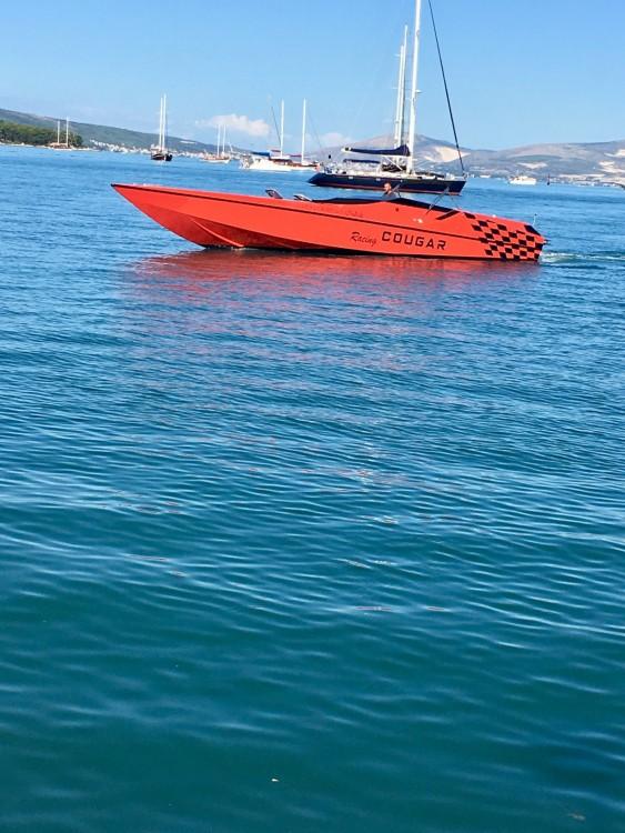 Rental Motor boat in Split - Cougar 50 Cougar 50