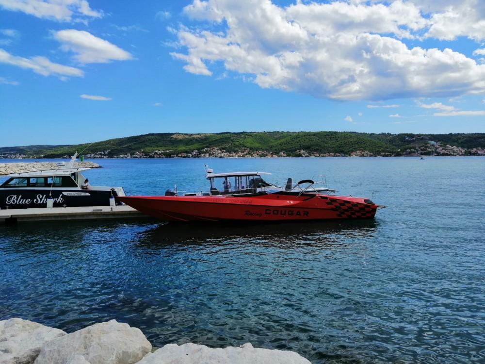 Boat rental Cougar 50 Cougar 50 in Split on Samboat