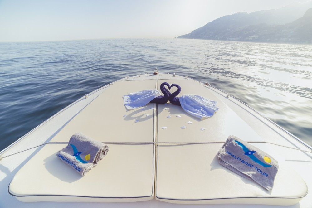 Hire Motorboat with or without skipper Tornado Amalfi