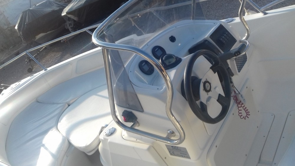 Hire Motorboat with or without skipper Rancraft Ciutadella