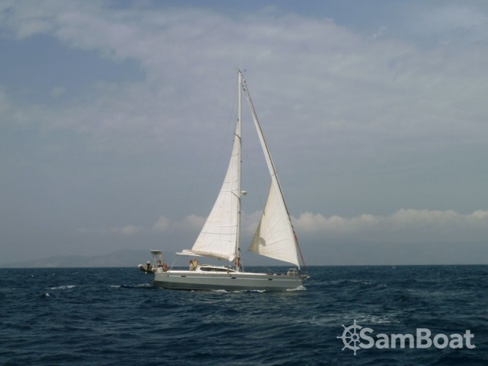 Hire Sailboat with or without skipper Gibert Marine