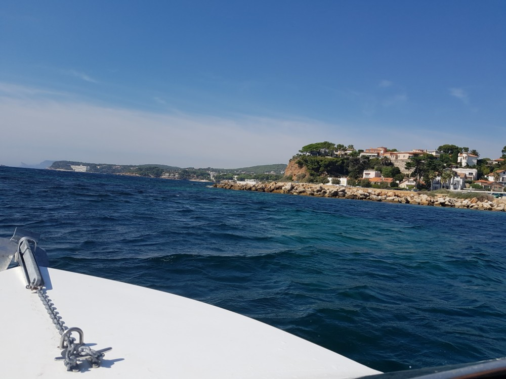 Boat rental Marseille cheap Djerba 400
