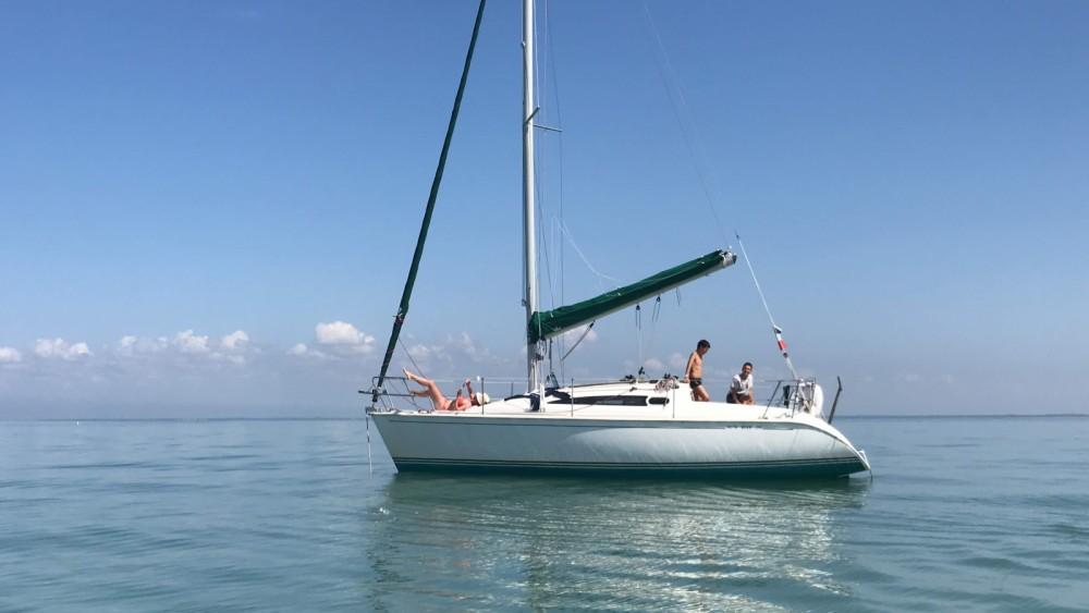 Jeanneau Sun Way 29 between personal and professional La Rochelle