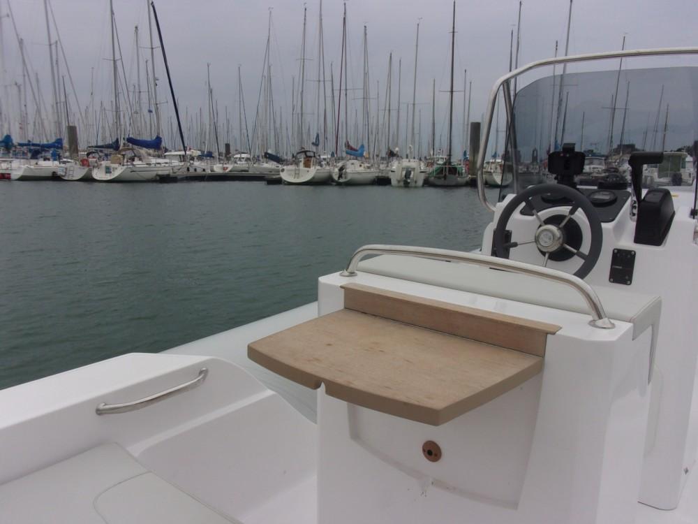 Boat rental La Trinité-sur-Mer cheap Tempest 625