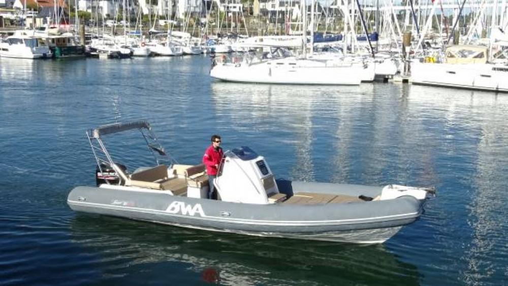 Boat rental Bwa Sport 26 GTO in La Trinité-sur-Mer on Samboat
