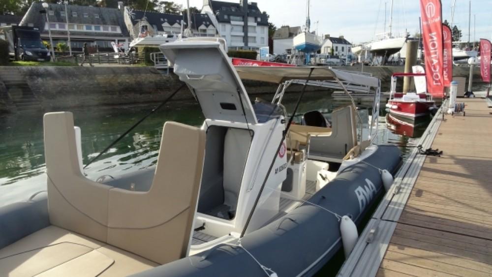 Rent a Bwa Sport 26 GTO La Trinité-sur-Mer