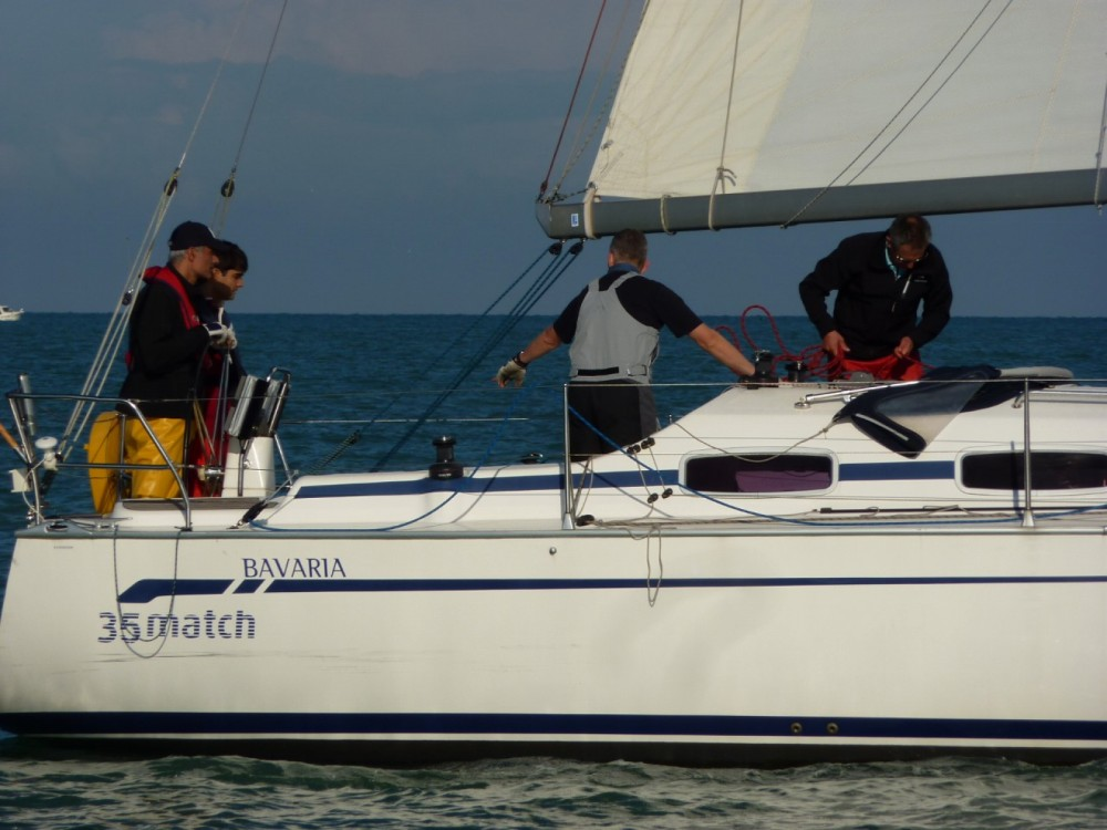 Sailboat for rent Dieppe at the best price