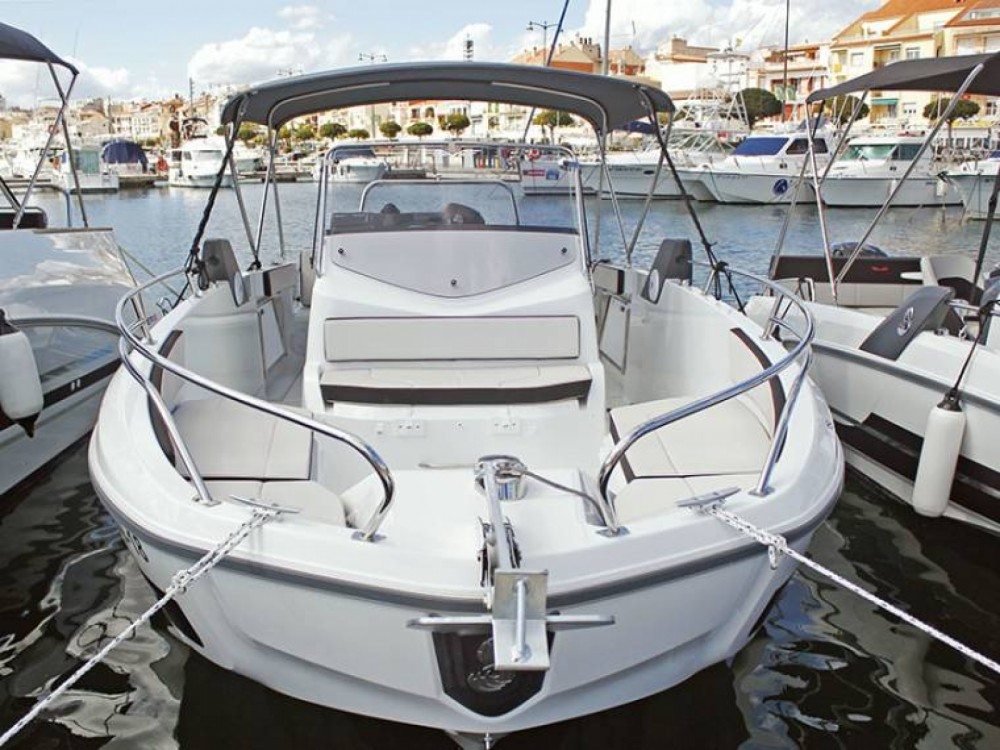 Rental Motorboat in Sant Carles de la Ràpita - Bénéteau Flyer 7.7 SPACEdeck