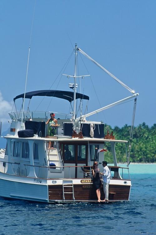 Boat rental Grand Banks Grand Banks 46 Europa in  on Samboat