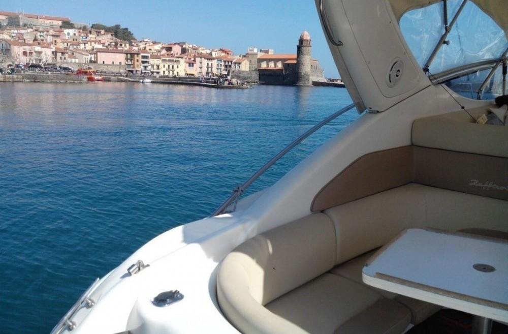 Rental yacht Cerbère - Cranchi Zaffiro 34 on SamBoat