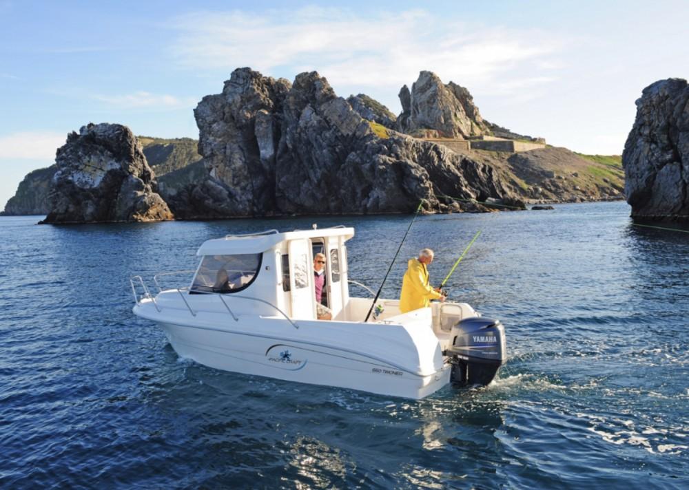Boat rental Mandelieu-la-Napoule cheap Pacific Craft 660 Timonier