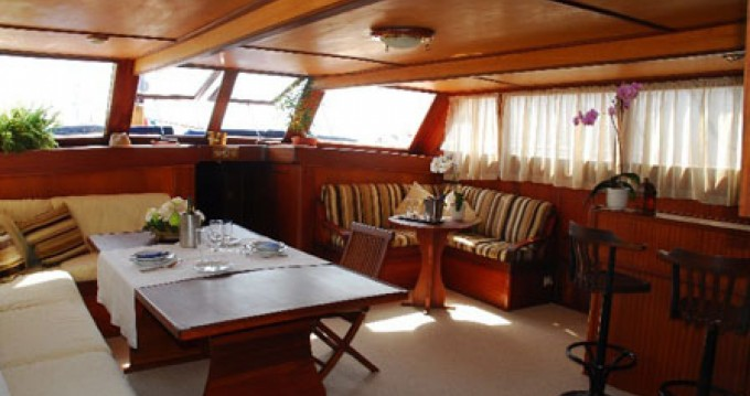 Hire Sailboat with or without skipper goletta Milazzo