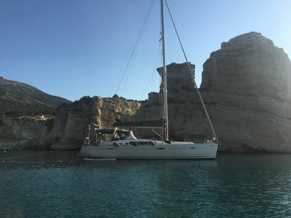 Rental Sailboat in Lávrio - Bénéteau Oceanis 46