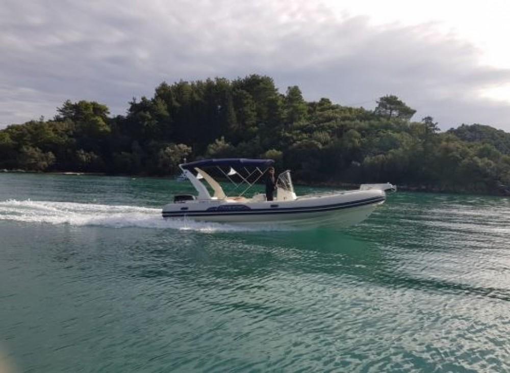 Rental yacht Nydri - Capelli Tempest 770 on SamBoat